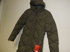 North Face womens MISS METRO PARKA in medium grape leaf   NWT