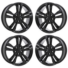 "19"" DODGE CHARGER AWD BLACK WHEELS RIMS FACTORY OEM 2012 2013 2014 SET 4 2410"