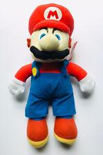 """Mario 16"""" Nintendo Plush Stuffed Toy 2003 Kellytoy New NWT"""