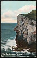 The Giant's Head Portrush Postcard Northern Ireland Pepper & Co Portrush.
