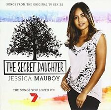 Jessica Mauboy - The Secret Daughter Songs From - CD - Brand New And Sealed