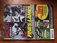 $$ Moto Journal N°1513 Benelli Tornado  ROssi  Aprilia RSV 1000  Pichon