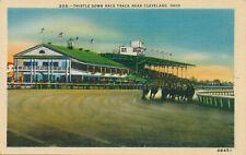 CLEVELAND OH – Thistle Down Racetrack near Cleveland Race Track