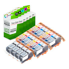 20Pk TCT PGI-220 CLI-221 BK-CMY HY For Canon MP560 MX870 iP4600 Compatible Ink