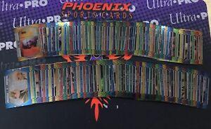 COMPLETE BASE FOIL CARD SET (1-100) 2019 Rittenhouse Star Trek Inflexions PHX