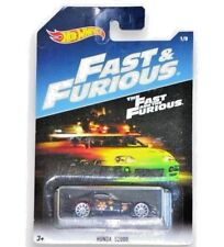 Honda S2000 The FAST and the FURIOUS Hot Wheels DWF70 New SEALED Blister Pack