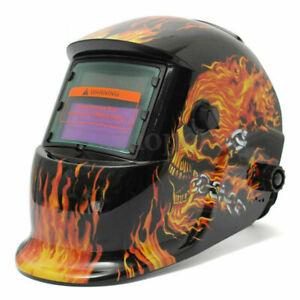 Masque De Soudure Ajustable Cagoule Casque Soudage Automatique Welding Mask