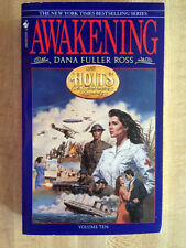 Dana Fuller Ross AWAKENING 1st 1995 The Holts Volume #10 American Dynasty L@@K!