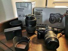 Panasonic LUMIX DMC-GF3C 12.1MP Digital Camera - Black (Kit w/ ASPH 14mm Lens)