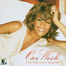 "WHITNEY HOUSTON ""ONE WISH - THE HOLIDAY ALBUM"" CD NEW+"