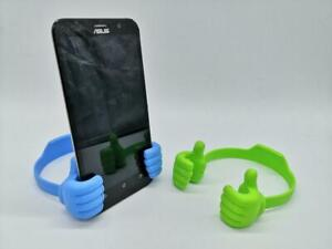 2X New Universal Thumb Up Mobile Cell Phone Stand Holder Bracket Mount US seller