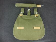 WW2 German DAK Afrikakorps Tropical Bread Bag + Strap