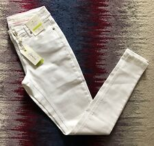 BNWT Joules Womens White Super Skinny Jeans Size 8