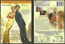DVD - COMMENT SE FAIRE LARGUER EN 10 LECONS avec MATTHEW McCONAUGHEY KATE HUDSON