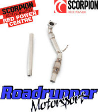 Scorpion SAUX026OE Audi TTS MK2 Sports Cat & Downpipe Exhaust FITS TO OE