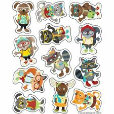 Hipster Shape Stickers Carson Dellosa Cd-168213