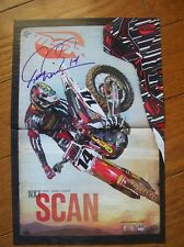 *KEVIN WINDHAM*SIGNED*AUTOGRAPHED*PICTURE*HONDA*