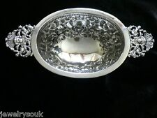 ANTIQUE DUTCH SOLID SILVER BRANDY BOWL