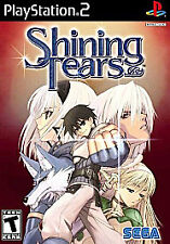 Shining Tears (Sony PlayStation 2 PS2, 2005) COMPLETE