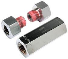 Street Rod Hot Rod 2LB CHROME RESIDUAL VALVE FOR DISC BRAKES