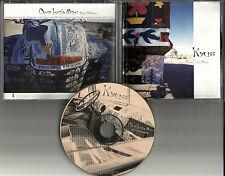 KYUSS One Inch Man w/ RARE EDIT PROMO DJ CD Single Queens of the Stone Age 1995
