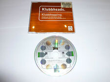 KLUBBHEADS - Klubbhopping - 1996 6-track CD Single