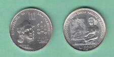 SAN MARINO LIRE 500 ARGENTO SILVER FDC  1983 RAFFAELLO  PREZZO REGALO