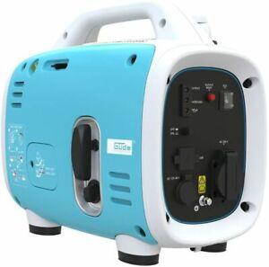 GÜDE Inverter Stromerzeuger ISG 800-1 800 Watt leiser Betrieb 4 h Laufzeit