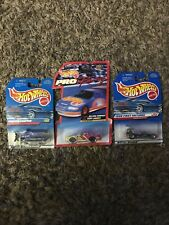 Lot Of 3 Hot Wheels Helicopter Terry Labonte Super Modified