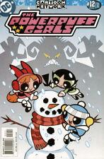 THE POWERPUFF GIRLS #12 Fine (April 2001, DC Comics)