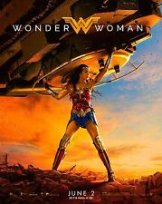 Wonder Women Poster Length: 400 mm Height: 800 mm  SKU: 1813