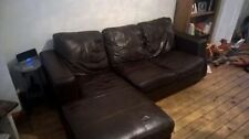 L shaped Right Hand Corner/Sectional DFS Sofas