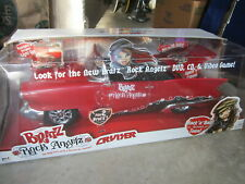 Bratz Doll Rock Angelz Red Cruiser Car w/ Original Box w/ Headlights