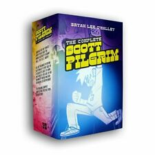 Scott Pilgrim 6 Books Collection Set Bryan Lee O'Malley