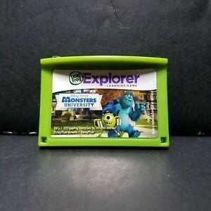 Leapfrog Leapster Explorer, LeapPad Cartridge: Monsters University