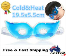 Cooling Cold Hot Gel Eye Care Mask Stress Relief Relaxing Sleeping Head Calm