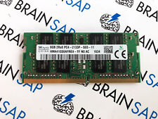 8GB DDR4-2133 RAM Hynix HMA41GS6AFR8N-TF SO-DIMM - 2Rx8 PC4-2133P-SEO-11