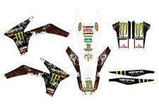 KTM GRAFICHE STICKERS MONSTER  EXC 2012 2013 SX 2011 2012 VARI ANNI E MODELLI
