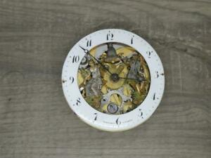 19th C Breguet A Paris Automation Quarter Repeater Pocket Watch Movement Repair