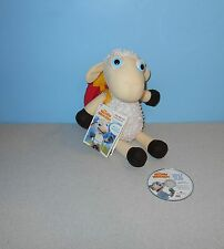 Dayspring Lamb Doyle & The Big Splash THE REALLY WOOLLYS w/ Mini DVD Backpack
