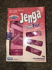 Jenga Girl Talk Toys R Us Edition Parker Brothers Pink Game Blocks 2007 COMPLETE