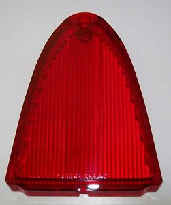 1957 BUICK Special & Century NEW Upper RED TAIL LIGHT LENS   + OUR 131 pg.Cat