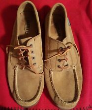 Eastland Men's Falmouth Limited Edition - Beige - Size 11.5D - Lace up loafers