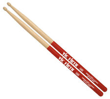 Vic Firth American Classic 5AVG Wood Tip Drumsticks with Vic Grip