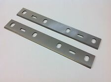 "6"" Jointer Blades Knives for Porter Cable Bench Jointer model PC160JT - Set of 2"