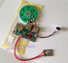 30s Recordable Musical Voice Chip Sound Recorder Module for Greeting Card Gift