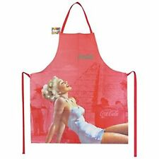 Coca-Cola Pin Up Blonde Bib Apron
