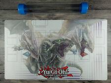 Yu-Gi-Oh! Blue-Eyes Ultimate Dragon Master Rule 4 Zones Custom Playmat Free Tube