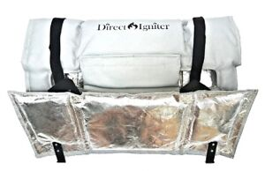 INSULATED THERMAL BLANKET COVER FOR TRAEGER BY DIRECT IGNITER FITS 055 JUNIOR 55