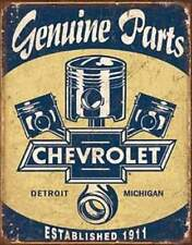 Chevrolet Collectable Auto Advertising